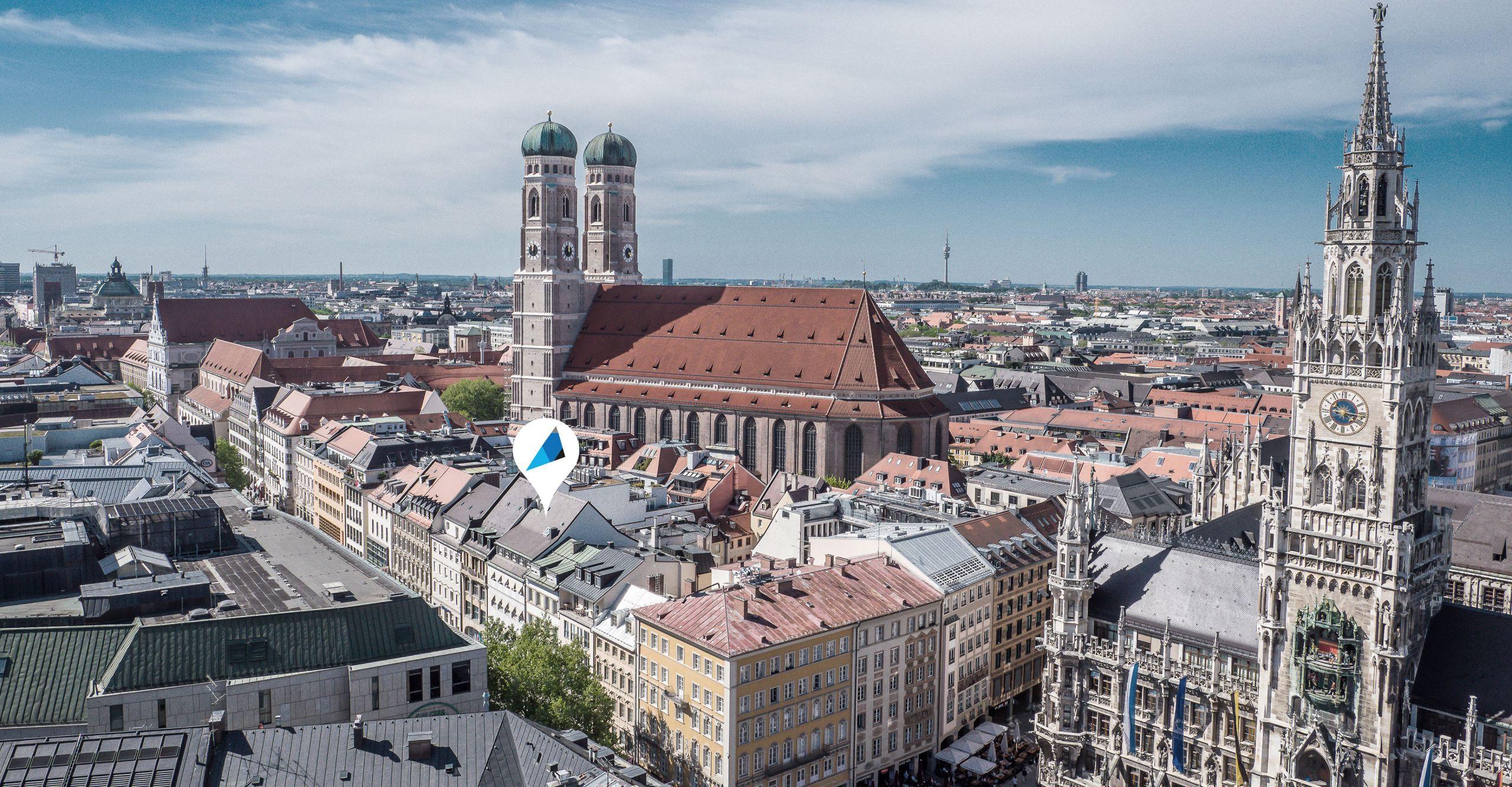 Pupeter Heil Munich city