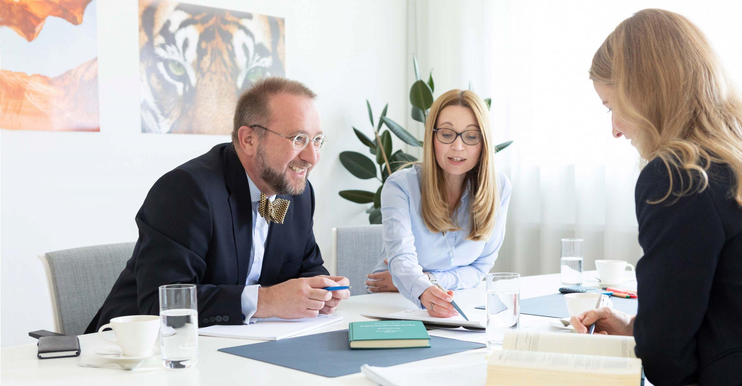 Kanzlei BLOMBERG Rechtsanwälte Steuerberater