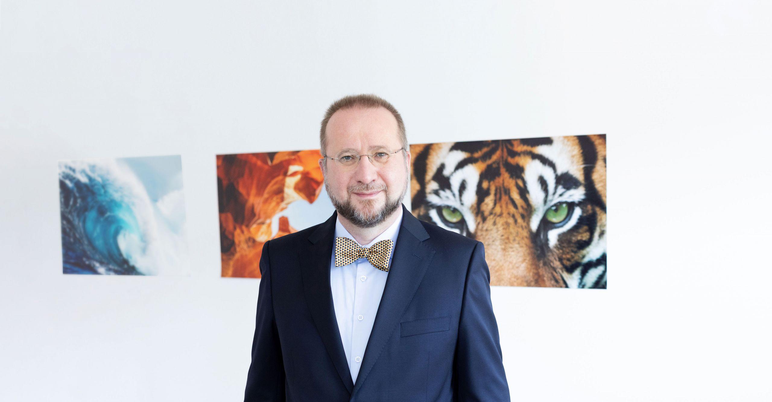 Tax advisor Alexander Pupeter